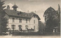 CPA - Trappes - Le Château De La Défonce - Trappes