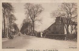 CPA - Trappes - Les  IV Pavés Du Roi - Trappes