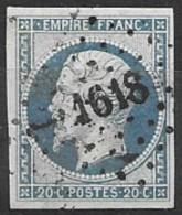 TP14,obl.,PC1618,Laigle(ORNE),ind.2 - 1849-1876: Klassik