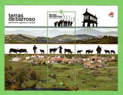 Portugal 09.06.2021 , Terras De Barroso - Património Agricola Mundial - Postfrisch / MNH / (**) - Unused Stamps