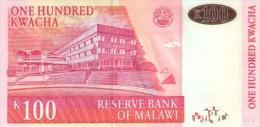 MALAWI P. 54a 100 K 2005 UNC - Malawi