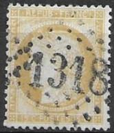 TP59,obl.,GC1318,Domfront(ORNE),ind.3 - 1849-1876: Klassik