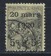 MC2-/-164-  N° 37, OBL. , TB ,  COTE 55.00 €,  IMAGE DU VERSO SUR DEMANDE - Used Stamps