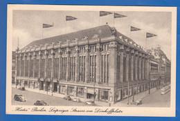 Deutschland; Berlin; Hertie, Leipziger Strasse Am Dönhoffplatz; 1942 - Mitte