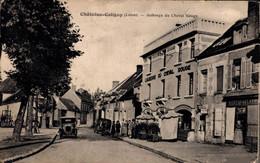 AUT 28903   CHATILLON COLIGNY   AUBERGE DU CHEVAL ROUGE - Chatillon Coligny