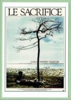 Carte Postale : Le Sacrifice (cinéma - Affiche - Film) Illustration Michel Landi - Altre Illustrazioni