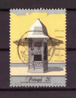 Portugal 1985 -  N° 1694 Quiosque Porto De Lisboa  - TB - - Used Stamps