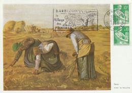 BARBIZON - Le Village Des Peintres - Les Glaneuses - 1960-69