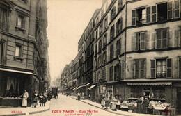 FRANCE - PARIS - 75 - Rue Myrba - Arrondissement: 18