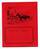 Protège-cahiersErbé Avec Mesures Pour Les Liquides Et Capacité En Bois - Format : 18x22.5cm - Omslagen Van Boeken