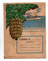 Protège-cahiersCrues Ou Préparées En Entremets Ou Desserts Mangez Des Bananes- Format : 18x24cm - Omslagen Van Boeken