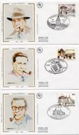 3 Premier Jour N° 2911 Georges Simenon 15/10/1994 Paris Liège Echandes-Denges édition Cérès OPP - 1990-1999