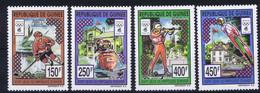 Guinea (Republic) Sport 1993 Olympic Games Lillihammer - Guinea (1958-...)