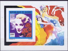 Guinea (Republic) 1992 Famous Persons, Marilyn Monroe Imperf - Guinea (1958-...)