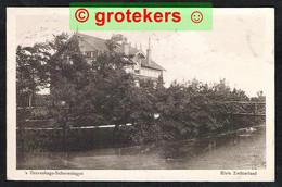 SCHEVENINGEN Klein Zwitserland 1916  Ed: J.H. Schaefer Amsterdam - Scheveningen