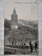 CPA SAORGE - La Madone De Poggio Et L'Anan - 1916 - Other Municipalities