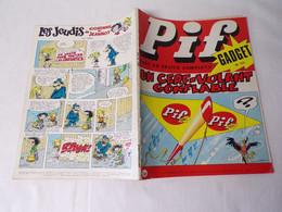 """BD Pif Gadget Sans Le Gadget N°124 De 1971-""""écritures 1ere Page"""" - Unclassified"""