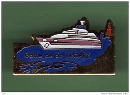 BATEAU *** GOFE DE ST TROPEZ *** 2112 - Barche
