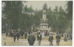 13/MARSEILLE - Allées De Meilhan - Monument Des Mobiles (COLORISEE) - Andere