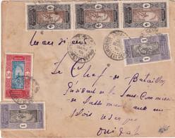 DAHOMEY LETTRE DE OUIDAH - Briefe U. Dokumente