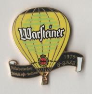 Pin's Montgolfière WARSTEINER  1979 En EGF 300 EX Numéro 214. - Mongolfiere