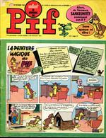 """Vaillant Le Journal De Pif N°1172 - Récit Complet De Davy Crockett """"Pour La Liberté Des Delawares"""" - Vaillant"""