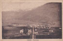 TIRANO (SONDRIO) - CARTOLINA - PANORAMA - Sondrio