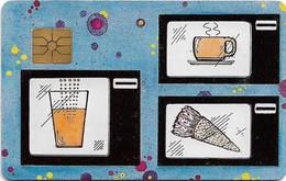 Gemplus Demo - Collage Of Icons, Remy Tonnac, Gem1A Symm. Black Afnor - Unclassified
