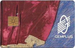 Gemplus Demo - The World Leader In Smart Cards, Cartes '96 - Non Classificati