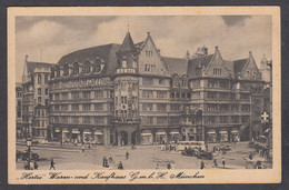 119678/ MÜNCHEN, *Hertie*, Waren-und Kaufhaus G.m.b.H. - Muenchen