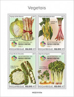 MOZAMBIQUE 2021 - Year Of Vegetables. Official Issue [ MOZ210103a] - Gemüse