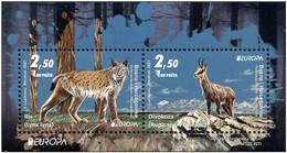 Europa Cept - 2021 - Bosnia And Herzegovina - 1.Mini S/Sheet - (Wildlife) ** MNH - 2020