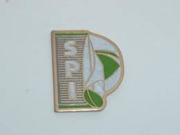 Pin's VOILIER S.P.I. - Barche