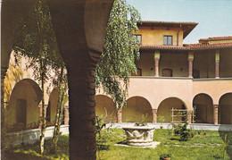 TREVIGLIO (BERGAMO) - CARTOLINA - INTERNO CHIOSTRO - Bergamo