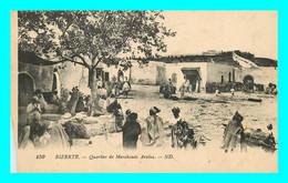 A746 / 171 TUNISIE BIZERTE Quartier De Marchands Arabes - Tunisia