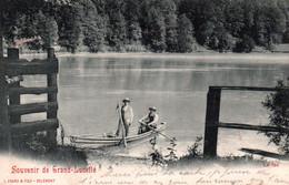 CPA - Souvenir De GRAND-LUCELLE ... (canotage) - JU Jura