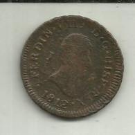 S-8 Maravedis 1812 Espanha - Provincial Currencies