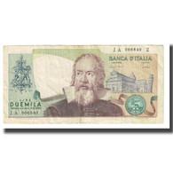 Billet, Italie, 2000 Lire, 1983, 1983-10-24, KM:103a, TTB - 2000 Lire