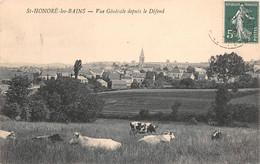 58 - Saint-Honoré-les-Bains - Un Beau Panorama Depuis Le Défend - Le Pâturage - Saint-Honoré-les-Bains