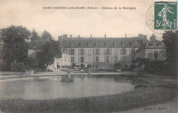 58 - Saint-Honoré-les-Bains - Château De La Montagne - Saint-Honoré-les-Bains