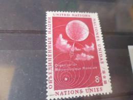 NATIONS UNIES NEW YORK  YVERT N°49 - Gebraucht