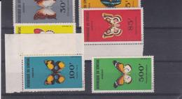Série N° 226 à 231 Du  Sénégal PAPILLONS Neufs Sans Charnières TTB - Butterflies