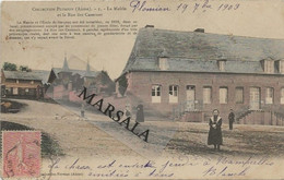 CPA  Plomion  La Mairie - Unclassified