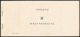 ** 1954 Repülőnap Bélyegfüzet (50.000) / Aviation Day Stamp Booklet - Non Classificati