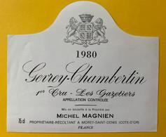 19626 - Gevrey-Chambertin1980 Michel Magnien - Bourgogne