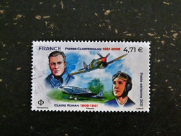 FRANCE YT PA ???? OBLITERE - PIERRE CLOSTERMANN ET CLAIRE ROMAN - Used Stamps