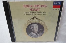 """CD """"Teresa Berganza"""" Mozart, Opern Gala - Opere"""
