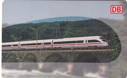 GERMANY(chip) - Train, Deutsche Bahn/ICE T(P 13), 08/00, Used - Trains