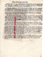 87- LIMOGES- GUERRE 1939-1945- MUR- RESISTANCE-  -VICHY-COLLABORATION-DEPORTATION-MAQUIS- HITLER- - War 1939-45