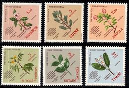 La Flore 1958 Neuf ** 100% Fleurs, Nature, Plantes - Ohne Zuordnung